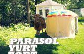 Parasol yurta Fort