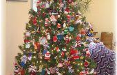 Celebrando la Navidad con punto