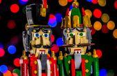 Functional LEGO Nutcrackers