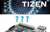 Tizen para frambuesa Pi 2