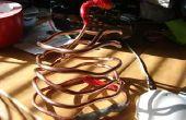 Puerta de alambre herramienta de desbloqueo de cobre