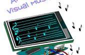 Arduino + TFT = música Visual