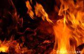 Maneras creativas de Exstinguish fuego
