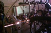 Cámara de montaje de la bici