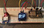 ESP8266 12e con pantalla OLED y GPS