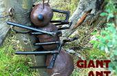 Hormiga gigante Geocache