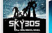¿Guía para principiantes: Cómo utilizar sky3ds flashcart?