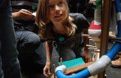 Hacer una tabla de máquinas de mármol