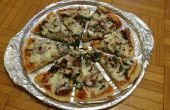 Estufa Top Pizza |  No Oven Pizza