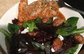 Cómo cocinar salmón arce