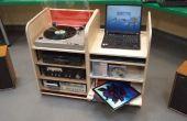 Cómo hacer un Hi-Fi gabinete