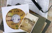 Registrar la Historia Oral de - su familia antes de muera hacia fuera.
