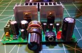 Amplificador de potencia AC/DC 2.0 TDA2030A dual