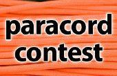 Cómo participar en el concurso de Paracord