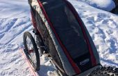 Kit de XC ski para bicicleta de grasa