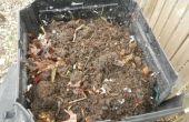 Reciclar pañales en Compost gran