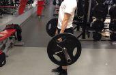 Fuerza: levantamiento de pesas para principiantes - el peso muerto