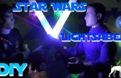 DIY Star Wars sable de luz