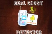 Detector de fantasmas reales