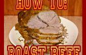 Como: Carne asada