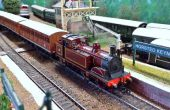 Proyecto modelo carril Coach (ferrocarril metropolitana, Chesham conjunto)