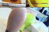 DIY su Alteza Real miel Limpiador Facial (Apiterapia es cray cray?)