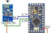 ESP8266 estación meteorológica con Arduino – #2 Software