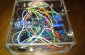 Detector de LPG de Arduino y llama
