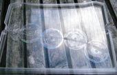 Fijar el estante de la nevera claro roto - rápida, fácil y barato