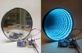 Controlado por Arduino RGB LED Infinity Mirror