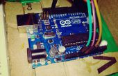 Voz Control usando Arduino (Genuino fuera de Estados Unidos)