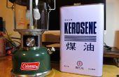 2015.12.28-Convert una linterna de Coleman 220J a keroseno (汽化燈改吃煤油)