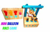 Miniatura raza de juego: balón carnaval - LPS DIY manualidades y artesanías muñeca