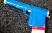 Cómo hacer una pistola con los artículos de cada día