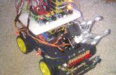 Robot Android controlado