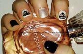 Diamond Nail Art Tutorial | Belleza de Samantha