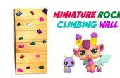 Cómo hacer una pared de escalada de muñeca