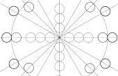 El juego del círculo unitario