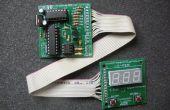 Controlador de LED DMX-512 con pantalla LED
