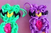 Arco iris telar buho encanto