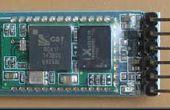 Configuración de módulos Bluetooth HC-06 y HC-05
