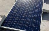 Cómo cambiar de 36V a 12V Solar celular