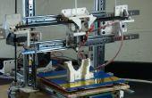 Una impresora 3D de bajo costo con herramientas básicas