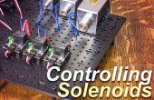 Control de un solenoide con Arduino