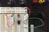 Transimpedence amplificador con roll-off