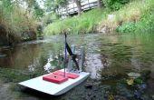 3D impreso pantano barco