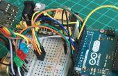 El ESP8266 parte 3 - activación de Arduino de LEDs distancia