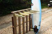 Enviando para tablas de surf de materiales desechados