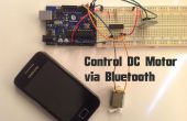 Arduino - Motor de Control DC a través de Bluetooth