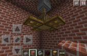 Ventilador de techo en Minecraft PE